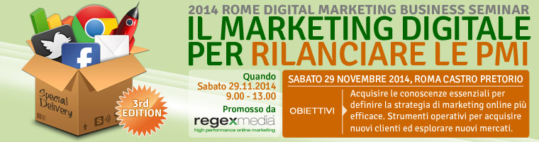 Web Marketing Roma
